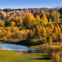 осень  на  севере :: Александр Есликов