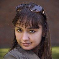 Портрет девушки :: Александр Табаков