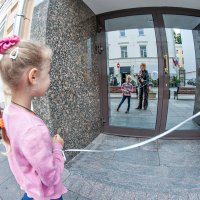 А шарик летит сквозь время – пространство :: Ирина Данилова