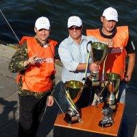 Победители рыбацкого конкурса :: Владимир Бровко