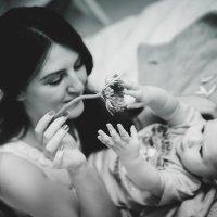 Нежность матери :: Анна Коняхина