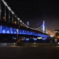Ночной мост :: Дмитрий Камардин