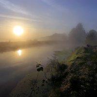 Рассвет туманного сентября.... :: Андрей Войцехов