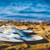 Лето. Море. Пляж. :: Александр Погорелый