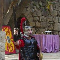 """На фестивале """"Рыцари Иерусалима""""-Легионер :: Shmual Hava Retro"""