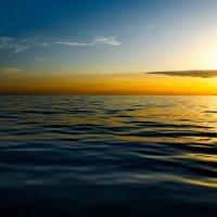 Морской закат :: Олег Семенцов