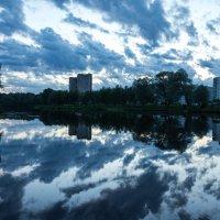 зеркальные облака :: IL'YA Degtyarev