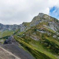 Лучше гор только горы. :: Геннадий Оробей