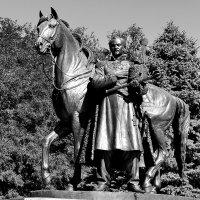 Памятник атаману Матвею Платову. :: Владимир Болдырев
