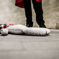 Мертвый  человечек :: Иван Синицарь