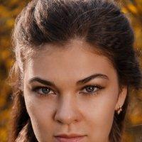 Девушка - осень :: Анастасия Светлова