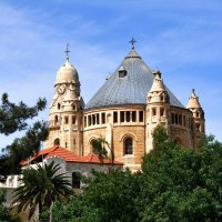 аббатство Дормицион(старый Иерусалим) :: Евгений Дубинский