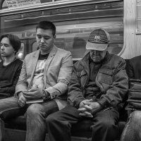 Subway People :: Наталия Крыжановская