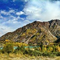 Осень в горах IV :: Alexei Kopeliovich