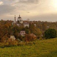 Свято - Никольский женский монастырь, :: Алексей Ковынев