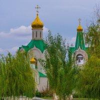 Храм Александра Невского :: Леонид Соболев