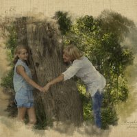 мама с дочкой :: Olga Rosenberg