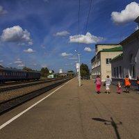Станция Починок :: Александр