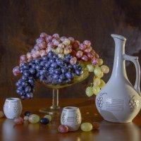 натюрморт с виноградом :: Дмитрий Брошко