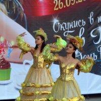 Танец - это возможность на время стать другим. :: Anna Gornostayeva