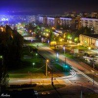 Ночной Озёрск :: Nataliya Markova