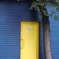 желтая дверь № 13 :: Ольга Заметалова