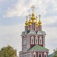 Преображенская надвратная церковь. :: Александр Назаров