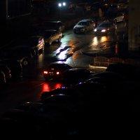 На улице ночь - во дворе дождь... :: Виктор Коршунов