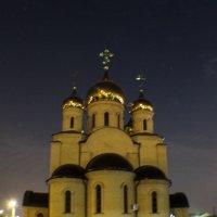 Храм Преподобного Серафима Саровского :: Александр Марусов