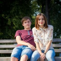 Мария и Влад :: Анастасия Хорошилова