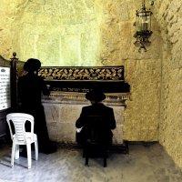 Гробница царя Давида :: Евгений Дубинский