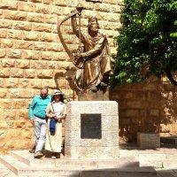 Памятник царю Давиду :: Евгений Дубинский