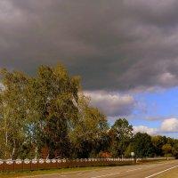 дорожный пейзаж :: Александр Прокудин
