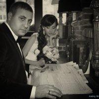 Свадьба Адика и Юлии :: Андрей Молчанов