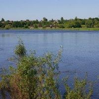 Река Днепр :: Игорь Сикорский