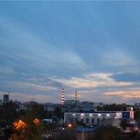 Вечерний Новосибирск. :: cfysx