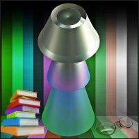 ***Настольная лампа*** :: Юлия Z