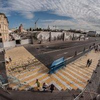 Непростое дело этот город- знаки, полосы, запреты :: Ирина Данилова