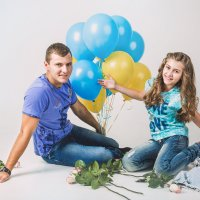 Брат и сестра :: Мария Дергунова