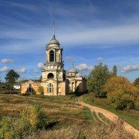 путешествие в Старицу :: Марина Черепкова