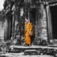 Ангкорват,Камбоджа. :: Евгений Подложнюк