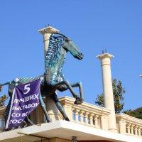 Волшебный шестиногий козел :: Marina K