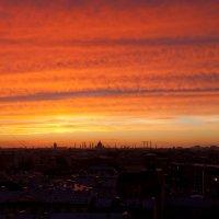 Закатная панорама :: Кирилл Колосов