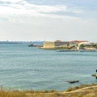Константиновская батарея (форт) :: Игорь Кузьмин