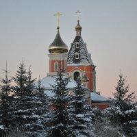 Былово, зима :: Роман Шаров