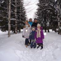 Я и вся моя семья :: Алексей http://fotokto.ru/id148151Морозов