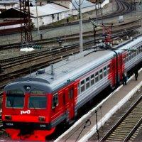 Поезда :: Ольга Зеленская
