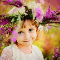 Лесная принцесса :: Евгения Кимлач