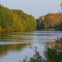 Озеро осенью :: Николай Полыгалин