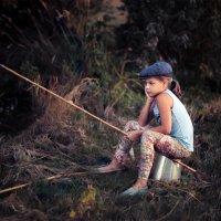 Маленькая Рыбачка. :: Ольга Егорова